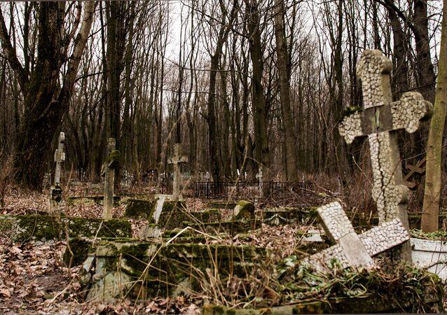مقبرة سمولينسكي