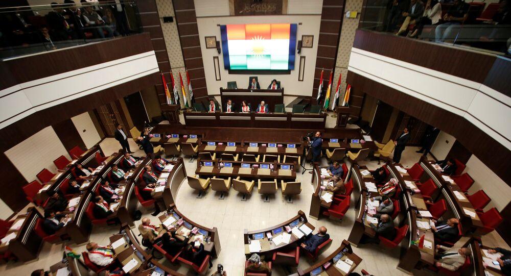 البرلمان الكردستاني