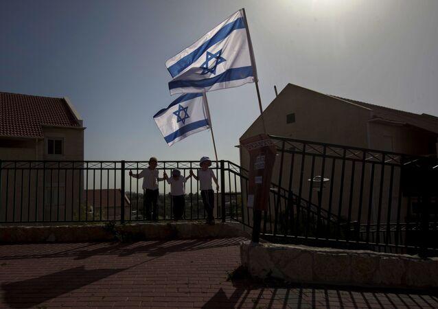 مدينة بيت إيل في إسرائيل