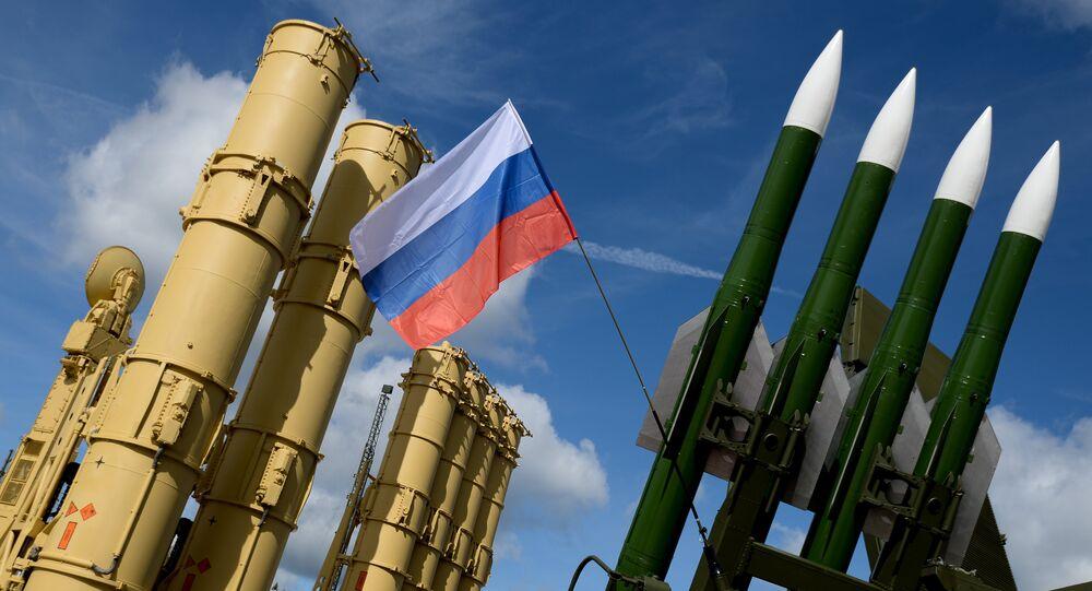 توريد روسيا للاسلحة