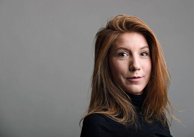السلطات الدنماركية تعثر على رأس الصحفية المقتولة في حادثة الغواصة