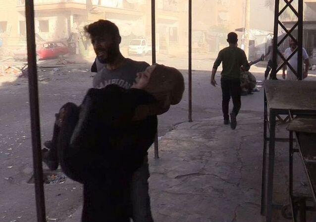 حي القصور ، دير الزور، سوريا