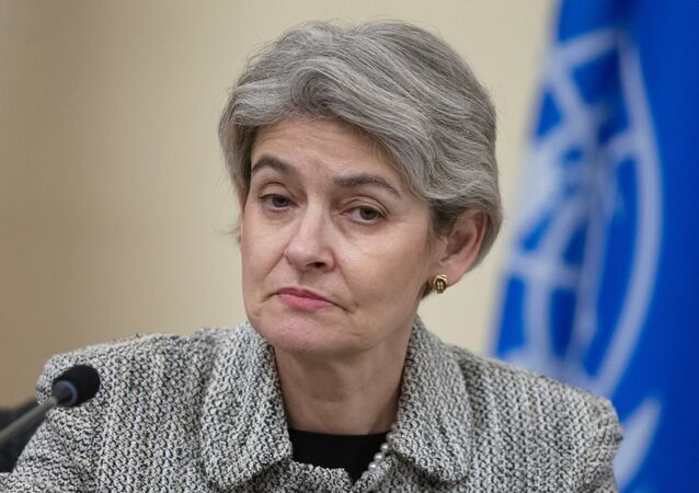 ايرينا بوكوفا المدير العام الحالي لليونسكو