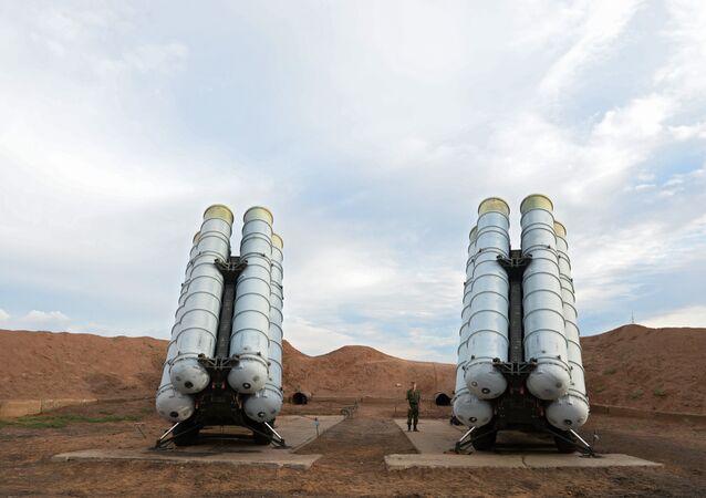 منظومات الدفاع الجوي الصاروخية