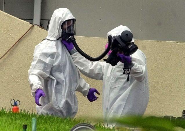 وباء قاتل