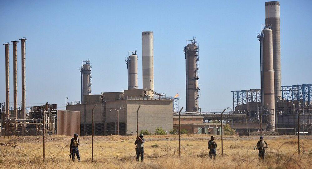 الحقول النفطية في كركوك