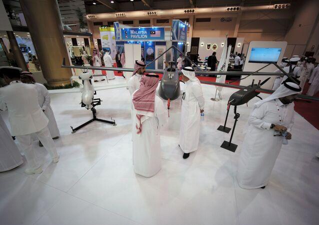 المعرض العسكري الدولي في البحرين (BIDEC-2017) - زوار المعرض