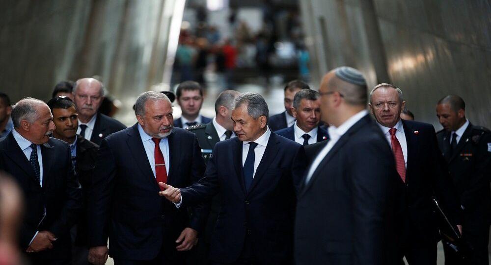 شويغو في إسرائيل