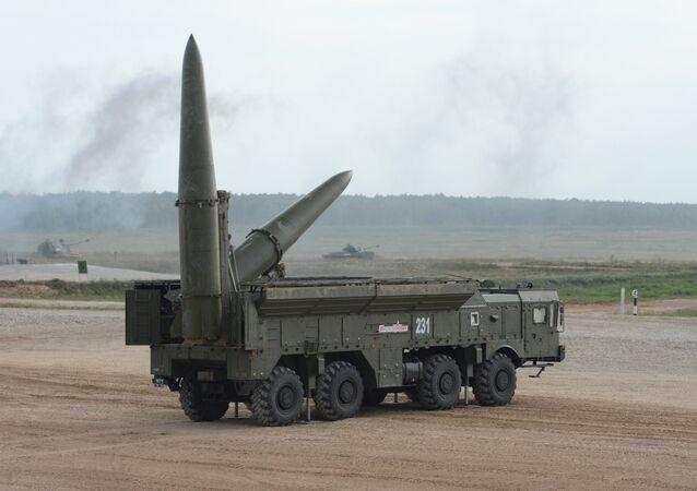 منظومة صواريخ تكتيكية إسكندر
