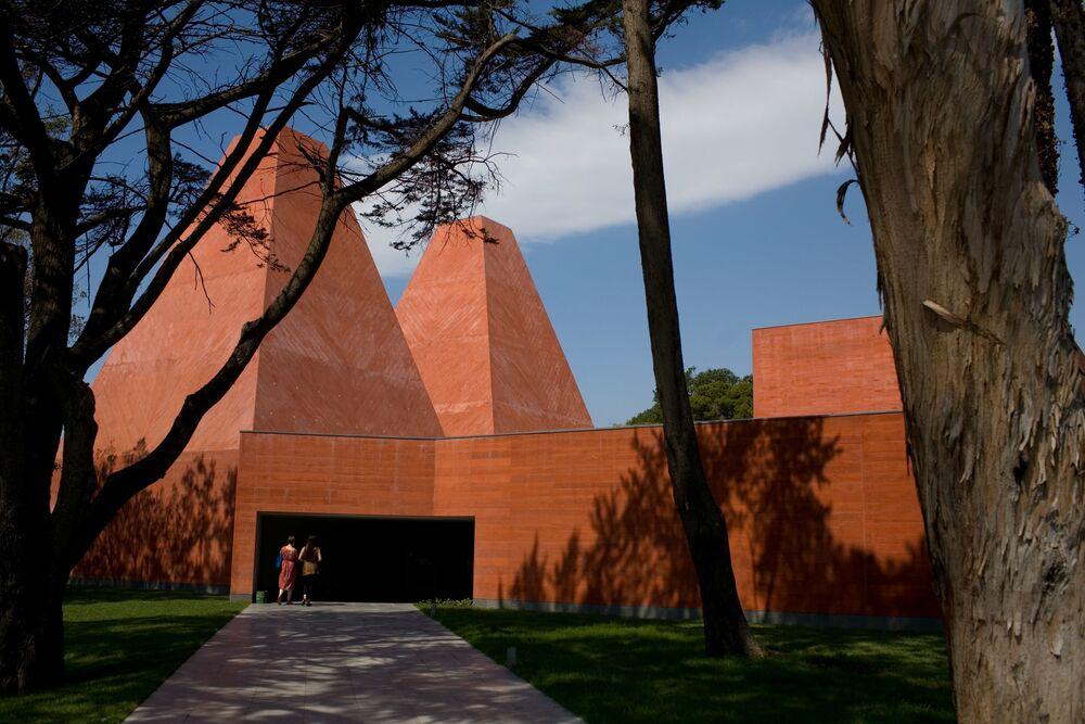 متحف كاسا داس إستوريا (Casa Das Historias) في لشبونة، البرتغال