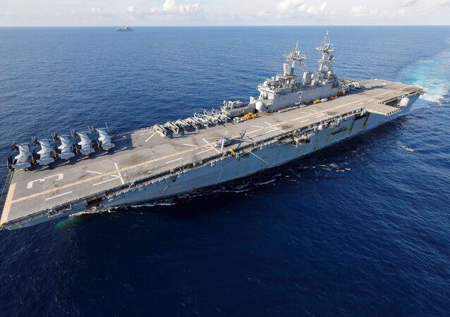 الأسطول الأمريكي