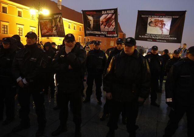 الشرطة البولندية