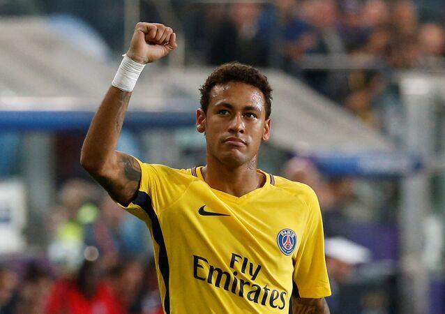 اللاعب البرازيلي نيمار