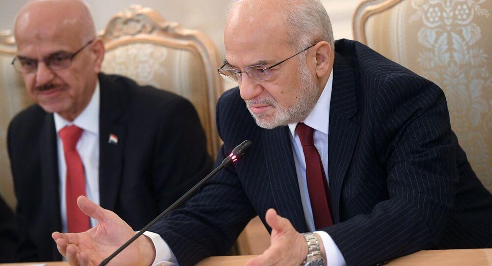 وزير الخارجية العراقي، إبراهيم الجعفري
