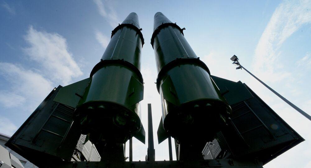 صاروخ اسكندير