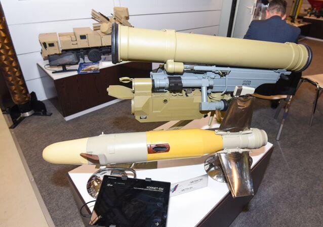 منظومة الصواريخ المضادة للدبابات ميتيس إم1