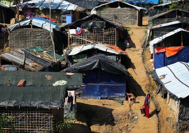 لاجئو الروهينغا، بنغلادش 23 أكتوبر/ تشرين الأول 2017