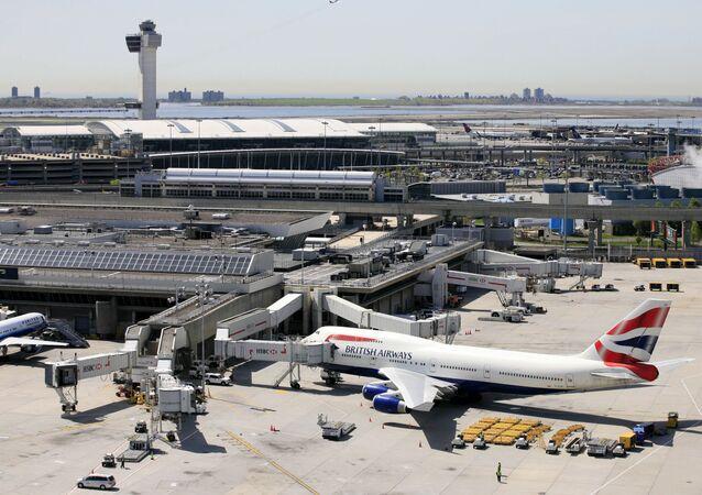 مطار جون كينيدي في نيويورك