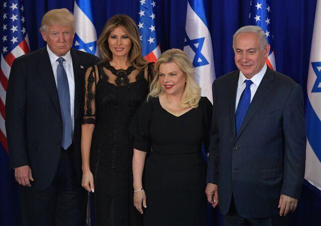 ترامب نتانياهو