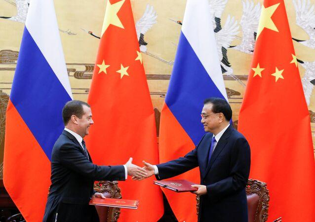 بروتوكول روسي صيني حول معايير تصدير القمح