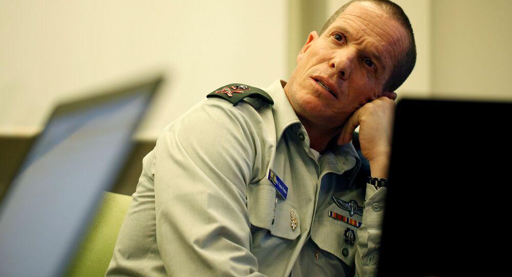 الجنرال الإسرائيلي ناداف بادان
