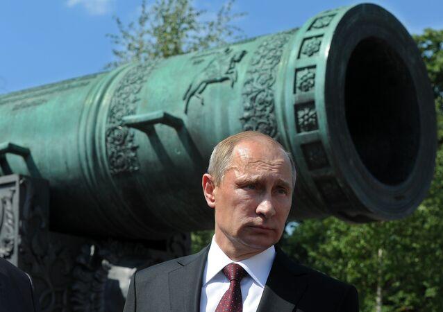 مدفع القيصر الروسي