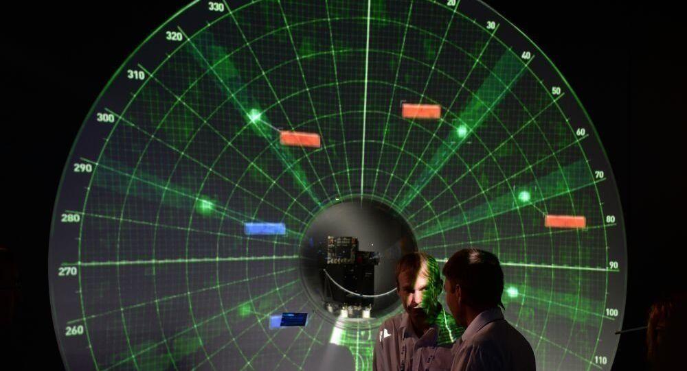 تكنلوجيا فضائية