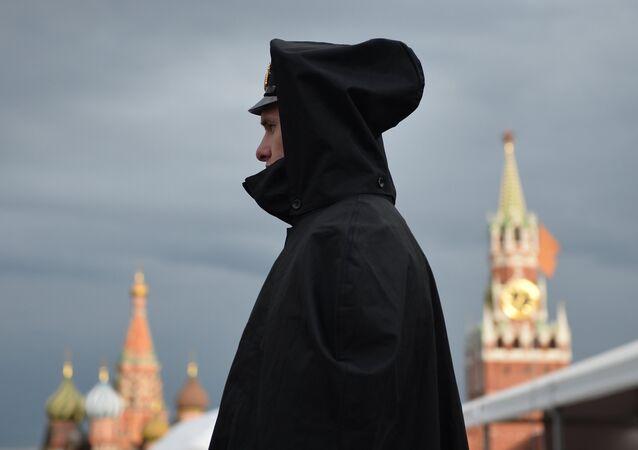 ضابط روسي