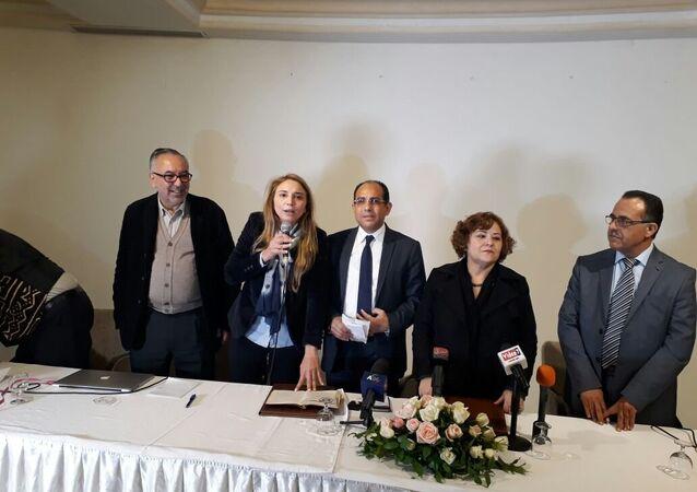 إعلان اتحاد مراكز السينما العربية من تونس
