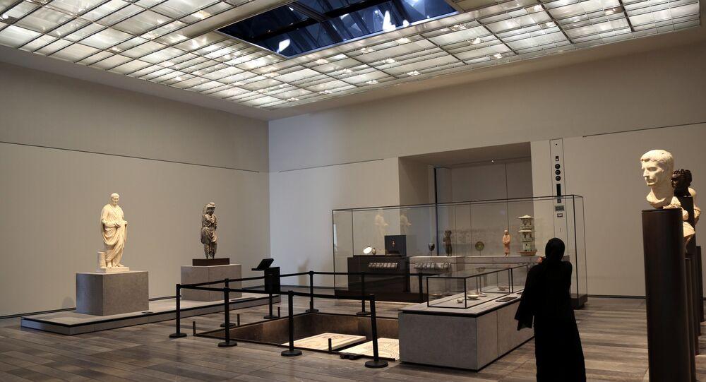 متحف اللوفر في أبوظبي