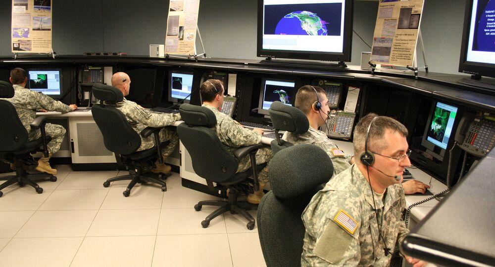 مشغلو نظام الدفاع المضاد للصواريخ في ولاية الاسكا الأمريكية