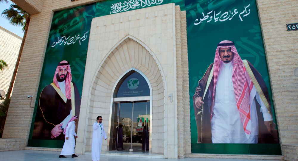 الملك سلمان- محمد بن سلمان