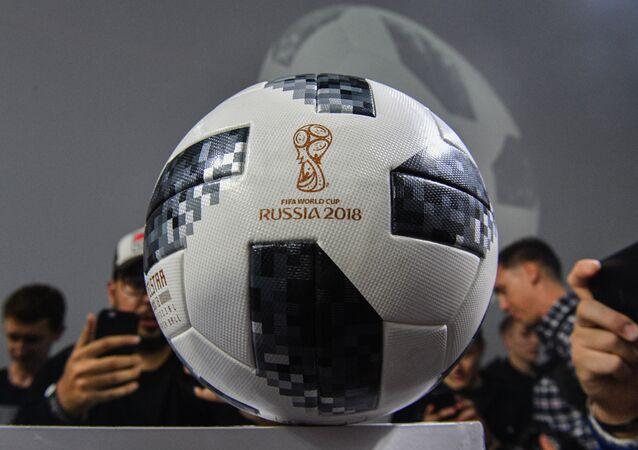 تليستار 18 كرة كأس العالم 2018