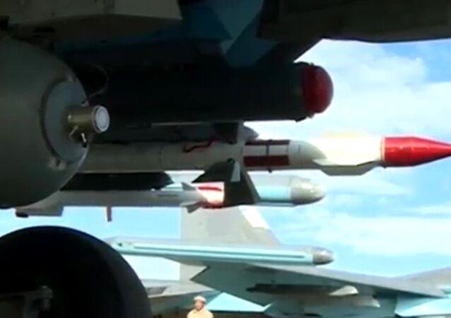 صاروخ جو/جو