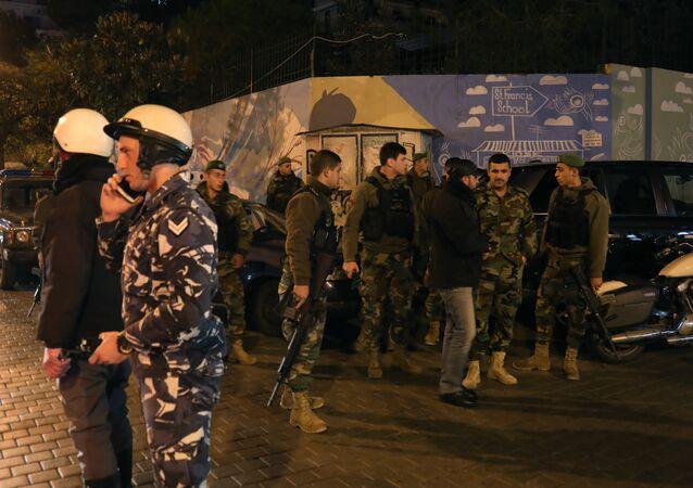 الشرطة اللبنانية