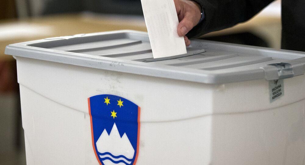انتخابات سلوفينيا