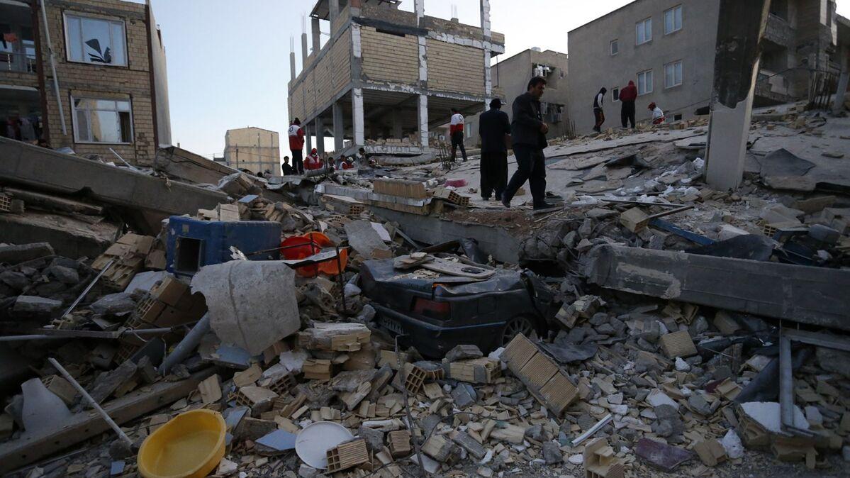 خبير زلزال مدمر مصحوبا بـ تسونامي يضرب دولة عربية قريبا Sputnik Arabic