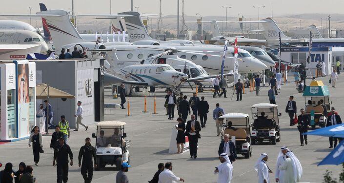 معرض دبي الجوي-الفضائي الدولي لعام 2017 (Dubai Airshow 2017)