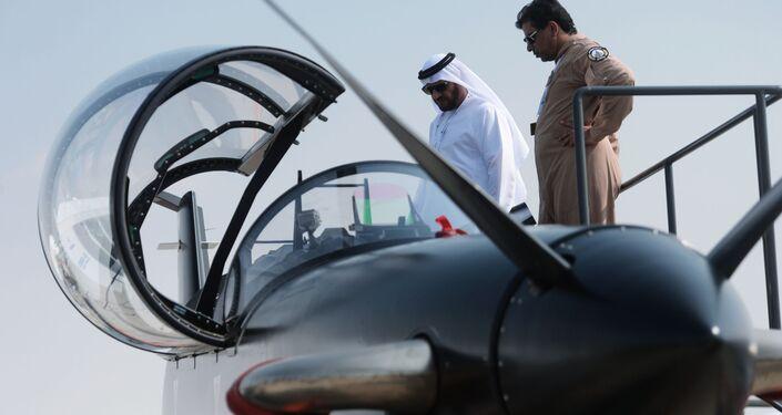 معرض دبي الجوي-الفضائي الدولي لعام 2017 (Dubai Airshow 2017) -(طائرة B-250 لشركة CALIDUS  )
