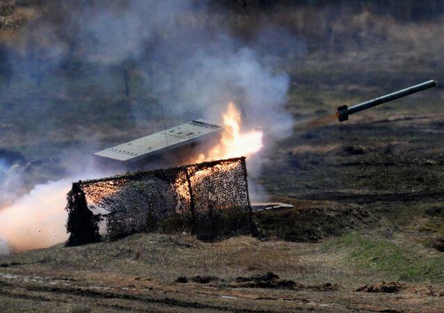 راجمة صواريخ بوراتينو