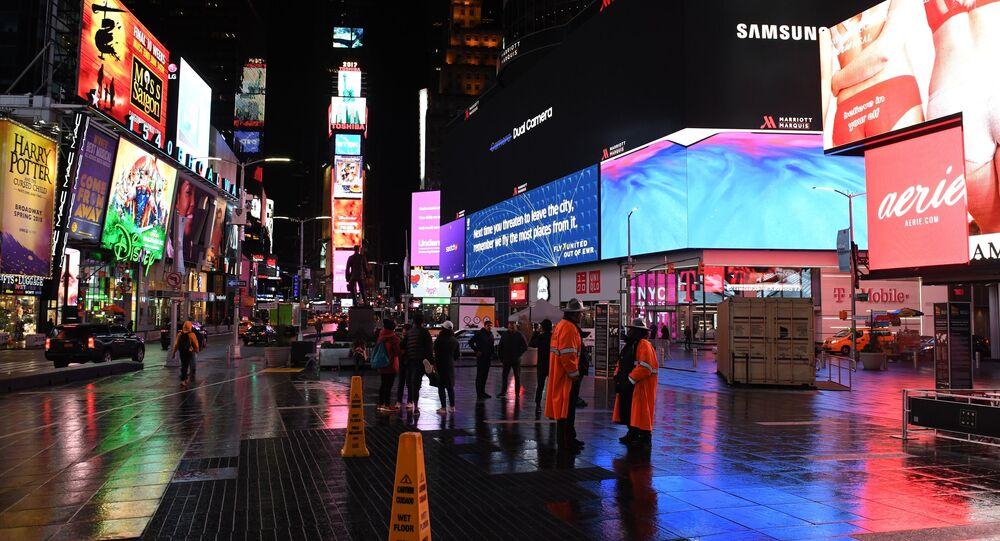 مدينة نيويورك، الولايات المتحدة الأمريكية