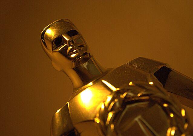 La estatuilla del Oscar