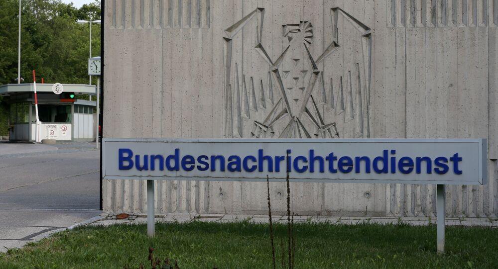 وكالة الاستخبارات الخارجية الألمانية