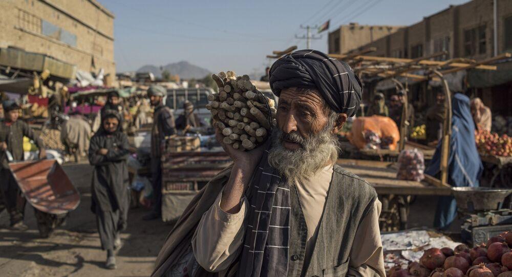 الحياة اليومية في قندهار - أفغانستان