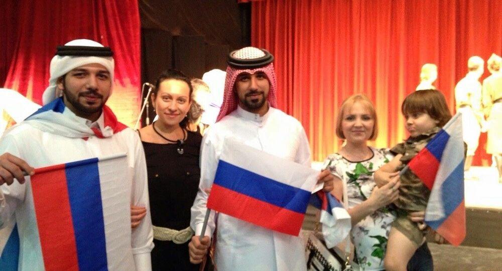طالب قطري في روسيا يحكي لسبوتنيك تجربته
