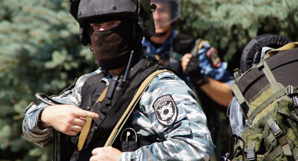 شرطة لوغانسك