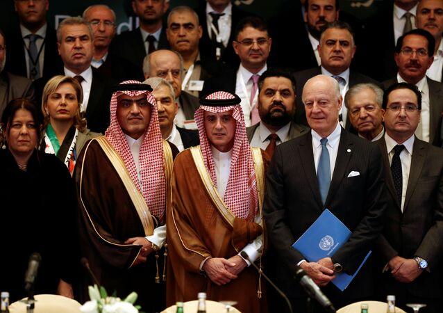 مؤتمر الرياض 2 يختار اليوم أعضاء الهيئة العليا للتفاوض