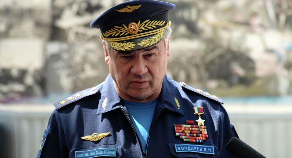 رئيس لجنة الدفاع والأمن في مجلس الاتحاد للبرلمان الروسي، فيكتور بونداريف