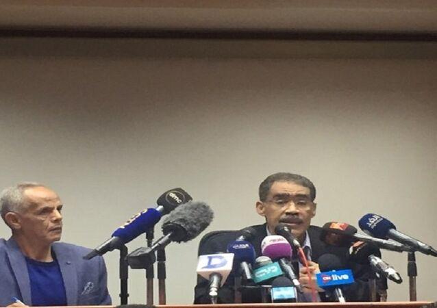 رئيس الهيئة العامة للاستعلامات الدكتور ضياء رشوان