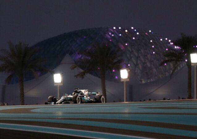 فورمولا 1 في أبو ظبي